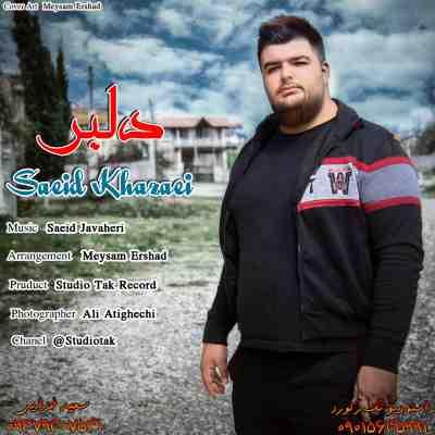 دانلود آهنگ جدید سعید خزایی به نام دلبر