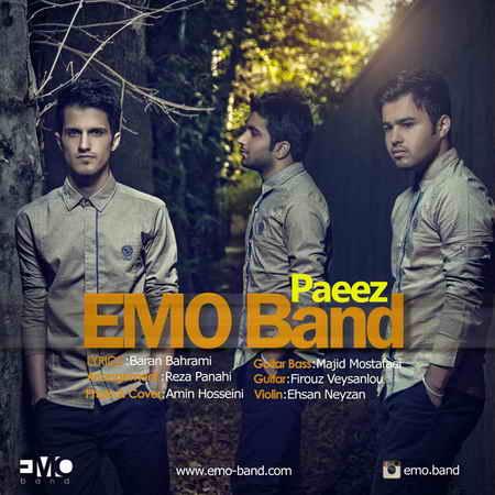 Emo Band Paeez - دانلود آهنگ امو باند به نام پاییز