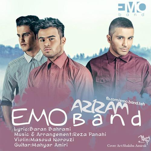 EmoBand - دانلود آهنگ امو باند به نام عزیزم