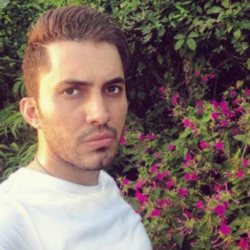 ashnamusic 40 - دانلود آهنگ احسان غیبی به نام کی مارو از هم جدا کرد