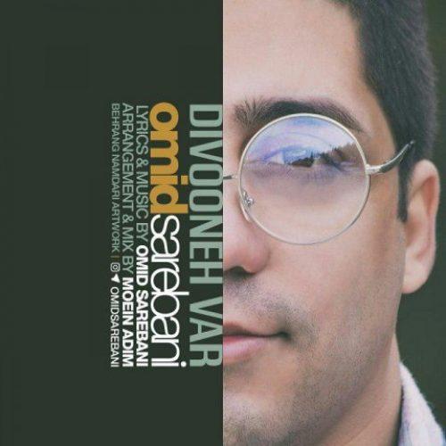 Omid Sarebani Divooneh Var 500x500 - دانلود آهنگ امید ساربانی به نام دیوونه وار