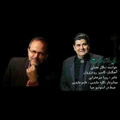 دانلود آهنگ سالار عقیلی به نام ایران دخت