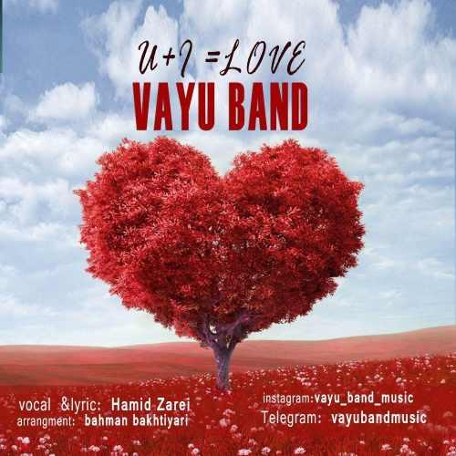 02Vayu Band UILove - دانلود آهنگ وایو بند به نام تو به علاوه من مساوی با عشق