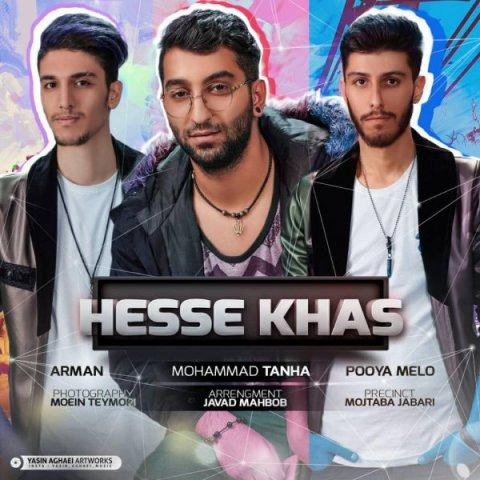 دانلود آهنگ جدید آرمان، محمد تنها و پویا ملو به نام حس خاص