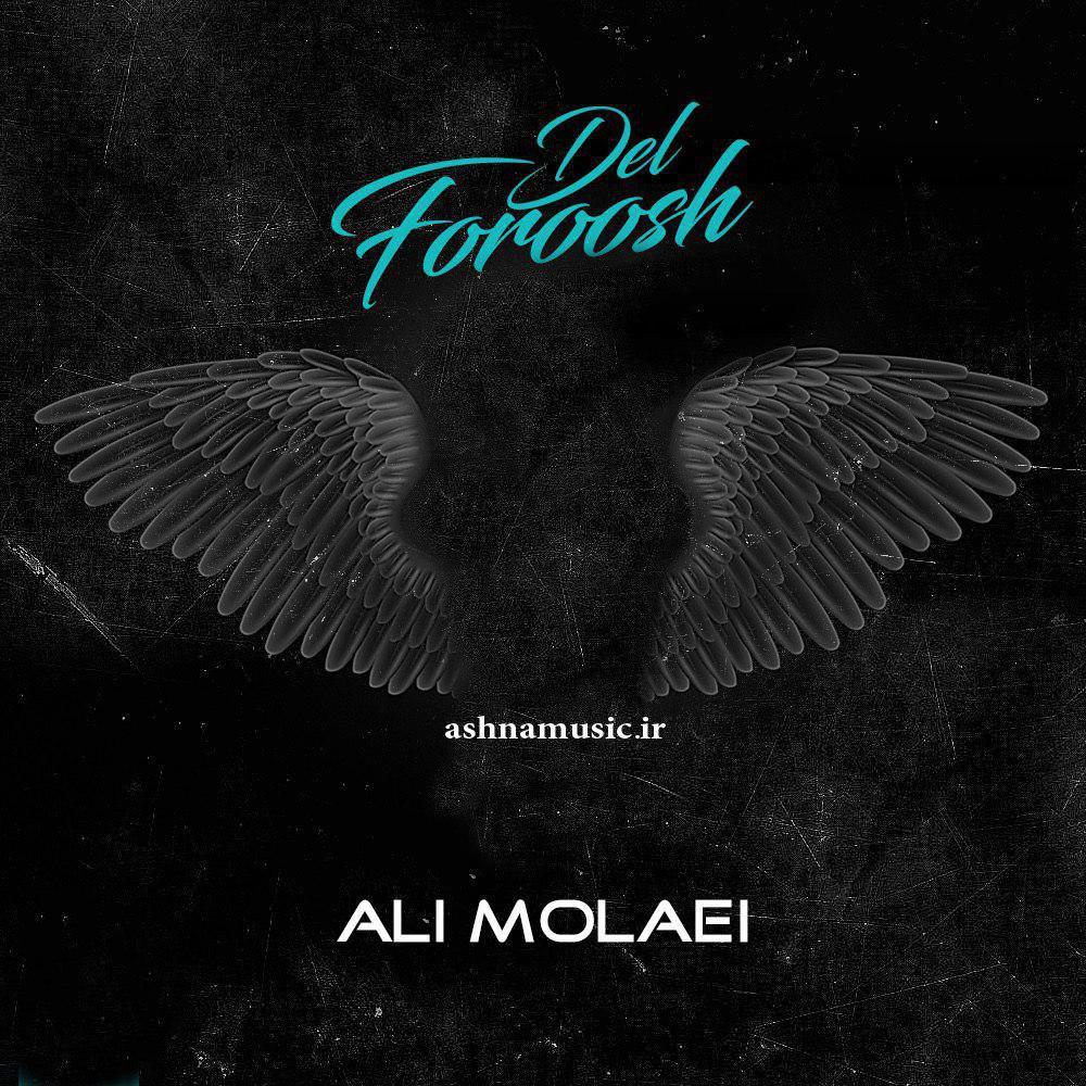 دانلود آهنگ جدید علی مولایی به نام دل فروش