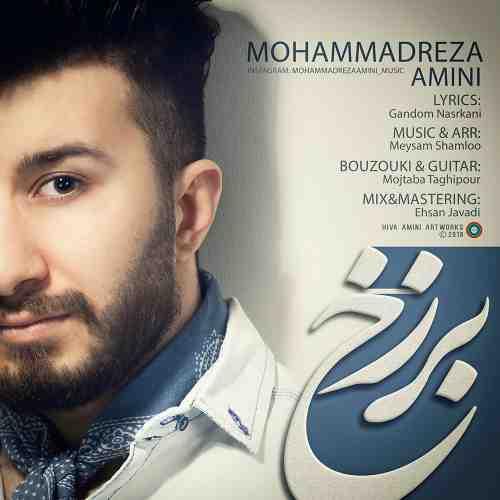دانلود آهنگ جدید محمد رضا امینی به نام برزخ