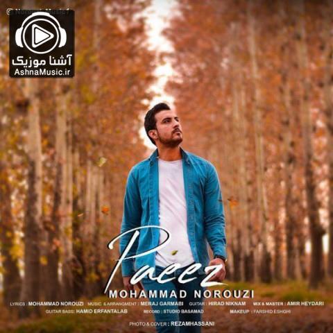 آهنگ محمد نوروزی پاییز