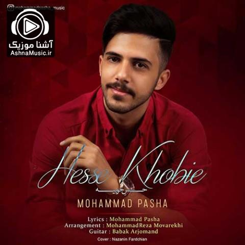 آهنگ محمد پاشا حس خوبیه