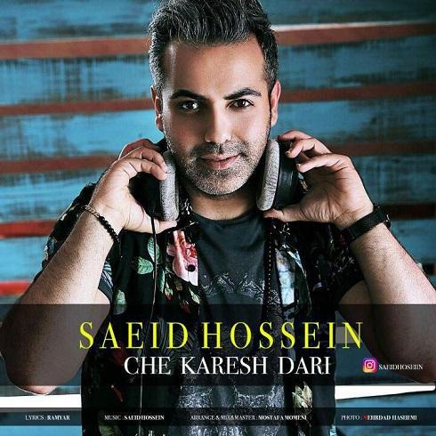 آهنگ سعید حسین چه کارش داری
