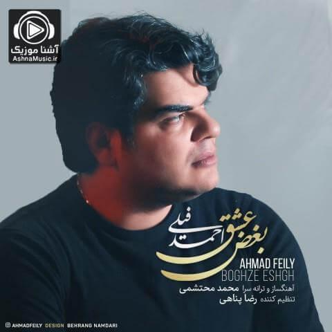 آهنگ احمد فیلی بغض عشق